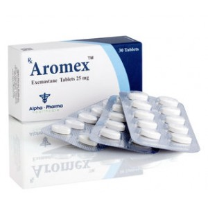 Exemestane (Aromasin) in USA: low prices for Aromex in USA