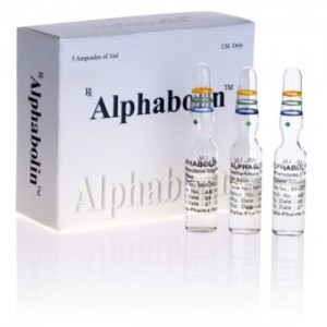 , in USA: low prices for Alphabolin in USA