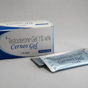, in USA: low prices for Cernos Gel (Testogel) in USA