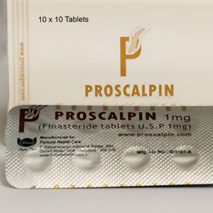 , in USA: low prices for Proscalpin in USA