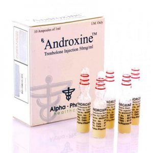 Trenbolone in USA: low prices for Androxine in USA