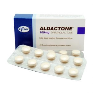 Aldactone (Spironolactone) in USA: low prices for Aldactone in USA