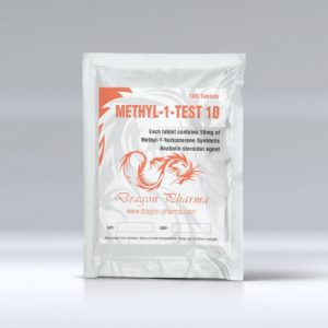 Methyldihydroboldenone in USA: low prices for Methyl-1-Test 10 in USA